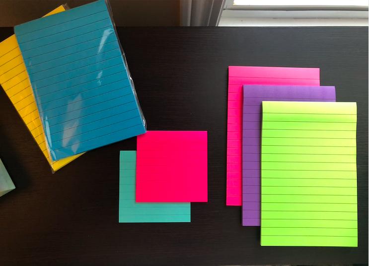 Sticky Notes by CBCInked