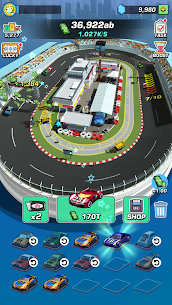Idle Car Racing 3
