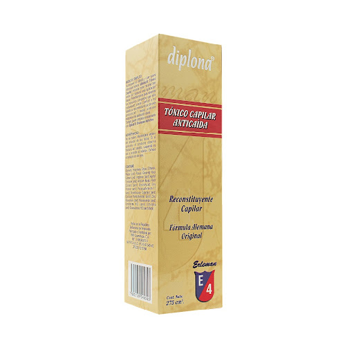 Tonico Capilar Diplona Anticaida 275Cm3 Diplona