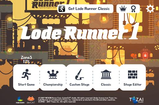 Lode Runner 1 1.0.5 Mod screenshots 1