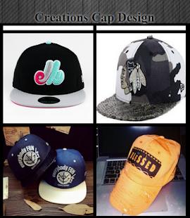 Creations Cap Design - náhled