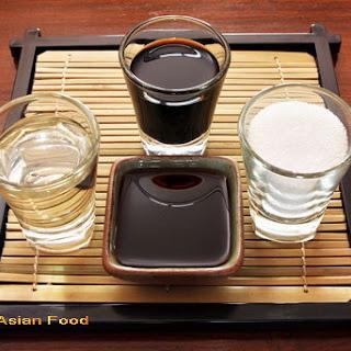 Japanese Sweet Sauce Recipes.