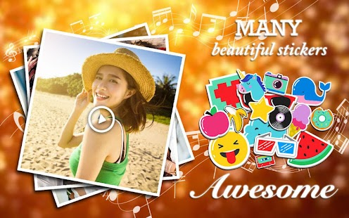 Beautiful Photo Video Maker - náhled