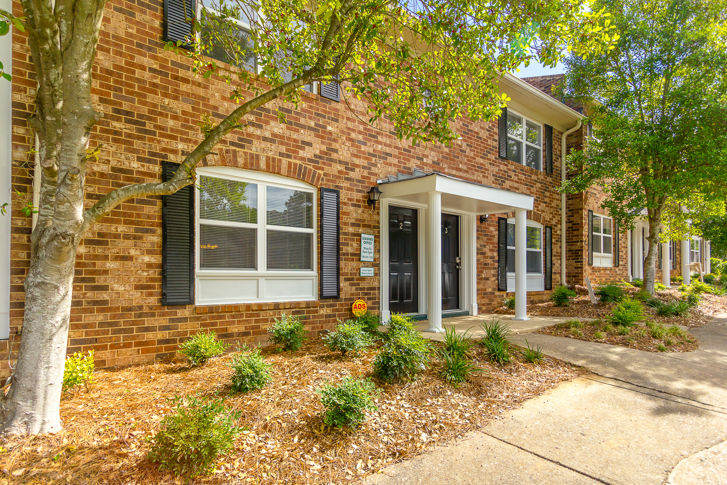 Annaberg Apartments And Townhomes In Augusta Georgia