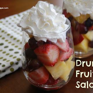 Drunk Fruit Salad