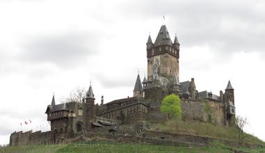 Photo: Reichsburg in Cochem/Mosel