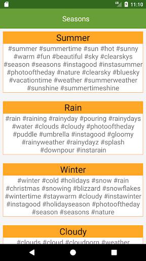 Hashtag Pro screenshot 7