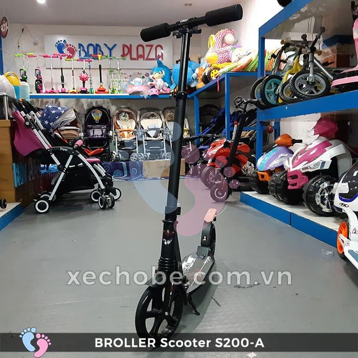 Xe trượt Scooter 2 bánh Broller S200A 6
