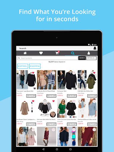 OpenSky Shopping screenshot 8
