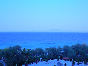 Photo: The sea from my balcony