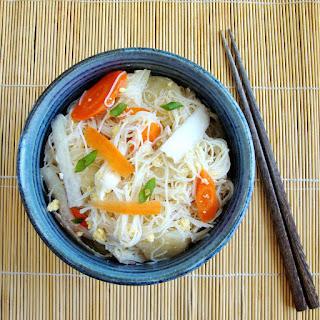 Asian Noodle Bowls Recipes