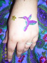 Photo: Glitter tattoos by Sofia, Calimesa, ca 888-750-7024