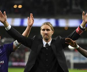 Nicolas Frutos niet helemaal uit beeld, Argentijn verschijnt weer op Anderlecht
