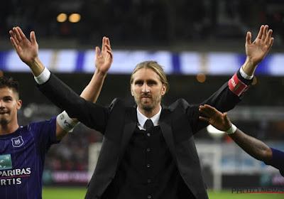 Nicolas Frutos zou dicht bij een terugkeer naar Anderlecht staan