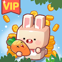 [VIP] Idle Carrot farm ( carrot factory tycoon ) icon