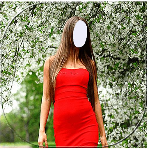Girl Dress Photo Frames 2018 (app)