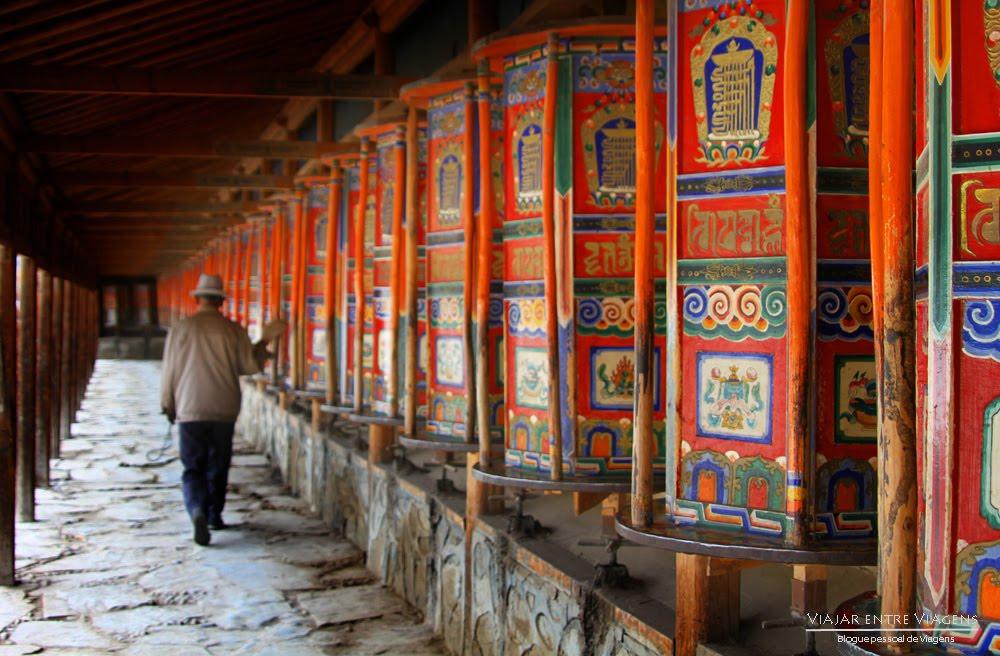 O BUDISMO NA CHINA e na Rota da Seda