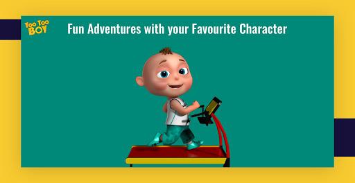 TooToo Boy  Show -  Funny Cartoons for Kids 1.2 5