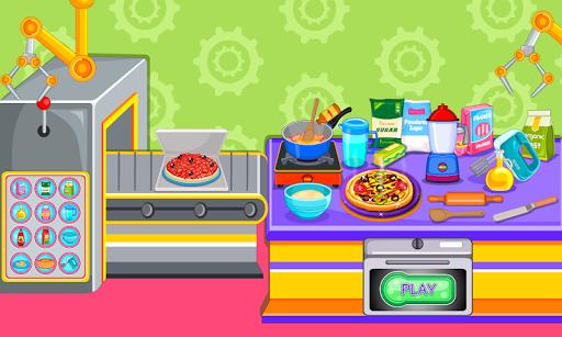 Jeu de cuisine Pizza APK MOD – Monnaie Illimitées (Astuce) screenshots hack proof 1