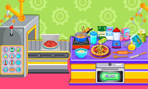 Yummy Pizza, Cooking Game – APK Mod Latest Version 1