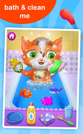 My Kitty Meow Love - Cute Fluffy Cat Friend for PC