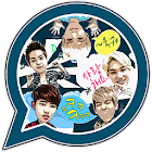 Sticker EXO for WAStickerApps icon