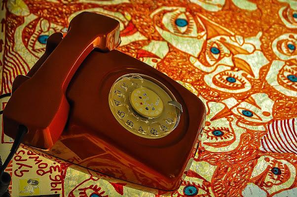 telefono casa...... E.T. 1982 di kaos