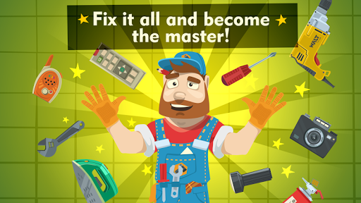 Tiny repair u2013 game for kids 1.0.1:3 7
