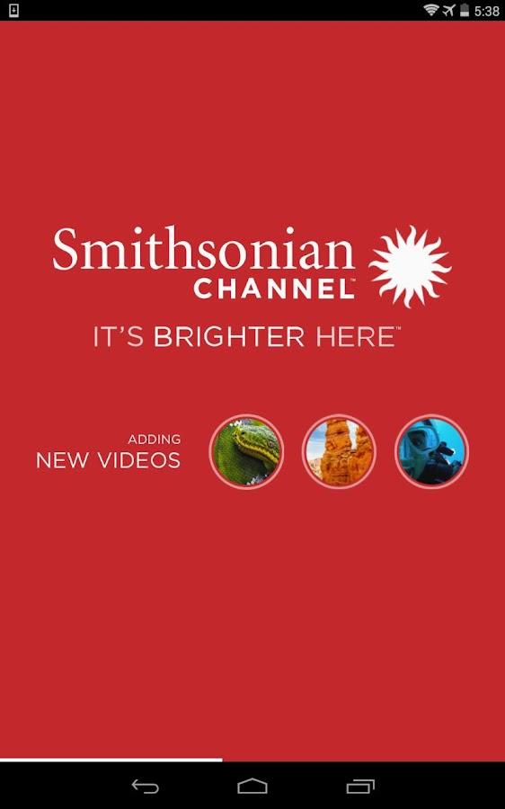 Smithsonian Channel - screenshot