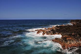 Photo: The sea.