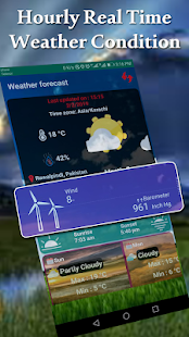Real Time Weather Forecast Apps - Daily Weather for PC-Windows 7,8,10 and Mac apk screenshot 2