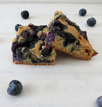Photo: Blueberry Coffeecake - A light, fluffy, healthy cake chock full of juicy blueberries.  http://www.peanutbutterandpeppers.com/2013/05/12/blueberry-coffee-cake-sundaysupper/  #blueberries   #coffeecakerecipe   #fruitrecipes   #lowcaloriecake   #blueberrycake   #blueberry   #breakfastrecipe   #blueberrycoffeecake
