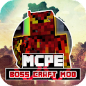 Boss Craft MOD FOR MCPE icon