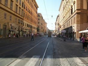 Photo: 35e dag, woensdag 19 augustus 2009 Prima Porta Rome Temp. max.: 38 graden, Wind: - Bft. Windrichting: -. Weerbeeld: zon, warm. Dagafstand 45 Totaal gereden 2293 km Via Flavia naar Rome