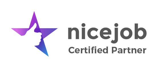 Aurora Marketing is a certified partner of NiceJob, a vancouver-based reputation management company.