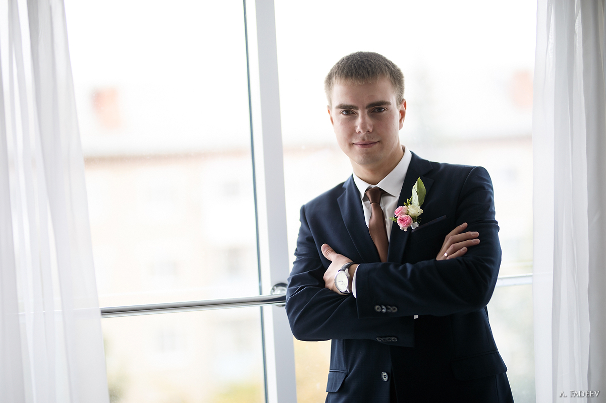 Alex Fadeev в Екатеринбурге