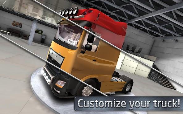 Euro Truck Driver v1.2.0