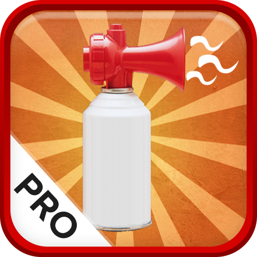 Air Horn Pro 娛樂 LOGO-玩APPs