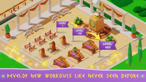 Idle Antique Gym Tycoon: Incremental Odyssey 1.7 screenshots 7
