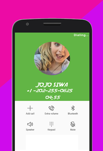 New Real Video Call From JoJo Siwa for PC