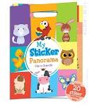 """MY STICKER PANORAMA: FARM ANIMAL - Team Merchandising"""