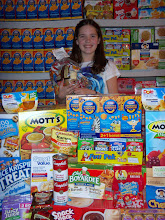Photo: Our food supply  - January 2013.