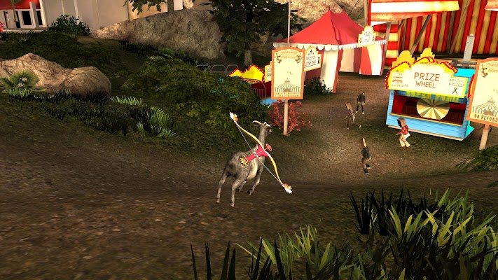 Goat Simulator GoatZ - screenshot