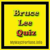 How Well Do You Know Bruce Lee