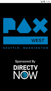 PAX West Mobile App- screenshot thumbnail