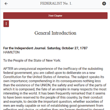 Download The Federalist Papers By Hamilton Jay Madison Apk Latest