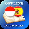 Indonesian-Spanish Dictionary icon
