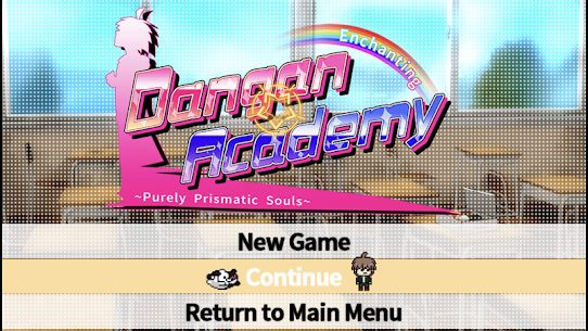 Danganronpa Apk v1.0.0 +OBB/Data for Android. [Trigger Happy Havoc Anniversary Editi] 7