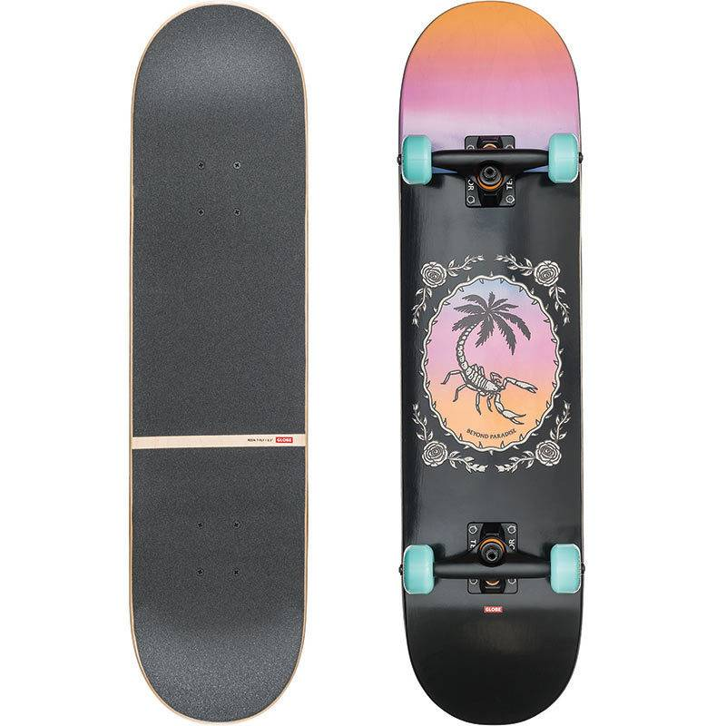 Globe - G2 From Beyond SCORPS Skateboard Complete