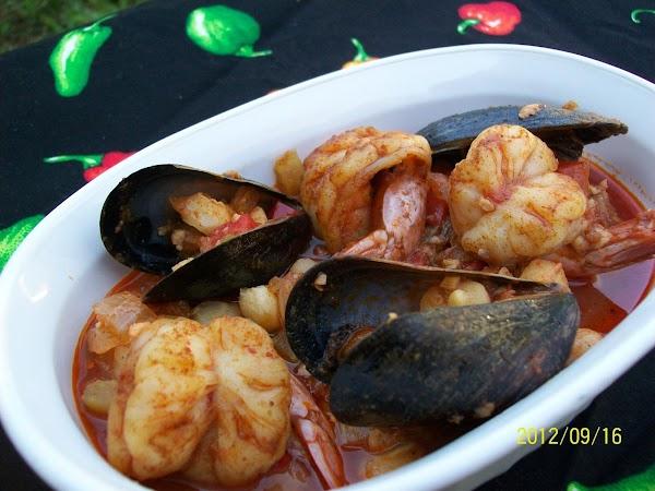 Seafood Chili Recipe